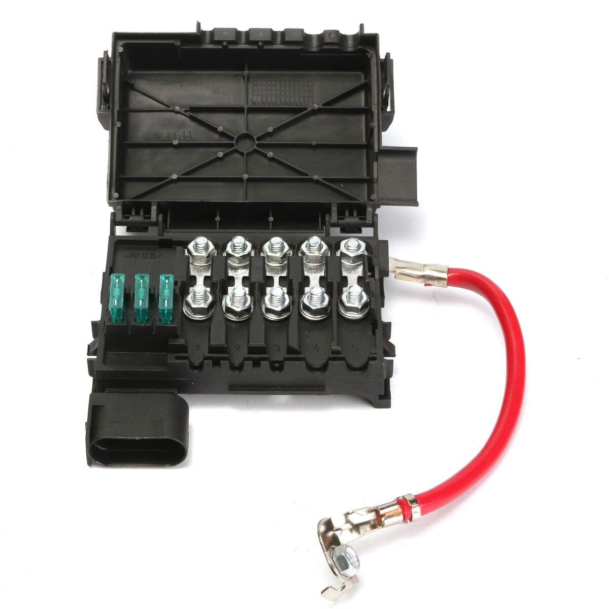 Oem Automotive Fuse Block Terminals Wiring Diagram For Light Switch \u2022  12V Fuse Box Location 12v Fuse Box Ebay