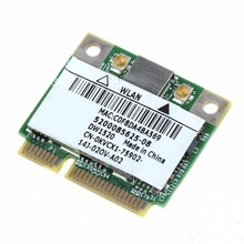 Laptop Network Cards WIFI Wireless Card KW770 DW 1520 Fit For Dell Studio 1555 1537 Inspiron 1564 1545 Network Cards