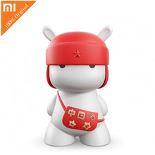 Original Xiaomi Mi Rabbit Sparkle Wireless Bluetooth Speaker Cute Mini Speaker Support SD Card Music Player for Phone Tablet PC(China)