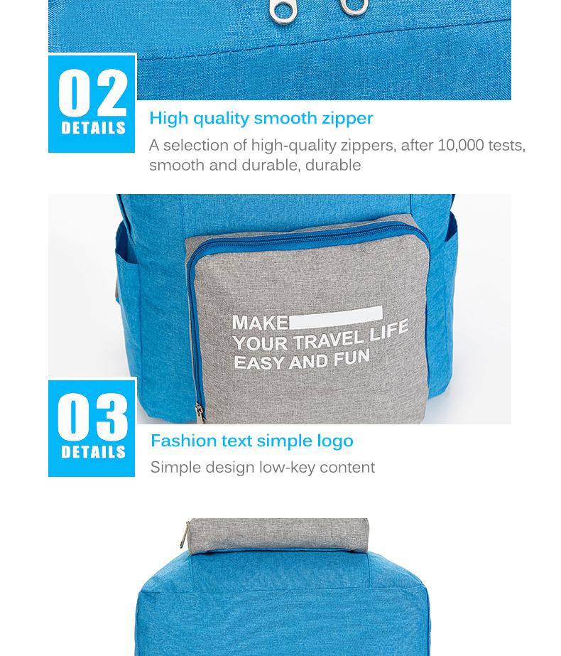 Folding bags 2