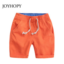 2017 new candy color Boys shorts hot summer boys beach shorts Kids trousers childrens pants