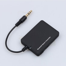 2016 Newest Bluetooth Transmitter Bluetooth Audio Transmitter with 3.5mm Jack A2DP Stereo Dongle Adapter for iPod TV Mp3 Mp4 PC