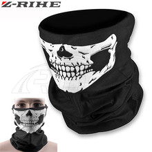 new motorcycle skull face mask outdoor sport cycling bike motorbike mask skiing snowboard neck skull mask waterproof face mask