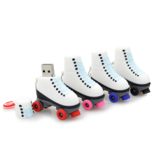 Garunk USB Flash Drive Pendrive Roller Skates USB Stick USB2.0 USB Flash Drive 64GB Free Shipping Flash Card 4GB 8GB 16GB 32GB(China)