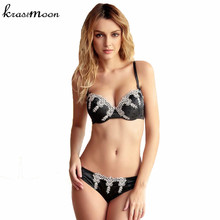 Buy 2017 Top France Brand luxury Palace lace Embroidery bra & brief sets underwear vs push bras sexy lingerie BS114 for $12.15 in AliExpress store