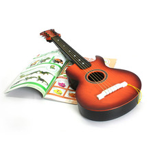 New Arrival Learning Violin Toy Child Music Violin Children Musical Instrument Kid Toys Christmas Gift Jouet Enfant Lowest PrIce(China)