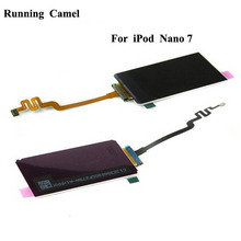 Running Camel for iPod Nano 7 7G 7th generation LCD Display Screen Replacement(China)