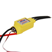 Hot New Mystery RC 200A 2-6s Brushless ESC for Boat V2.1 RC Model Speed Controller Accs