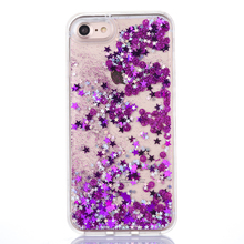 Buy Phone Case iPhone 8 8Plus Dynamic Liquid Bling Glitter Quicksand Moving Star Fish Scales Cover iPhone 6 6S 7 7Plus for $3.98 in AliExpress store