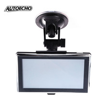 7 inch Car GPS Navigation Capacitive screen MP3 Video Player Multi-language Vehicle GPS Navigator(China)