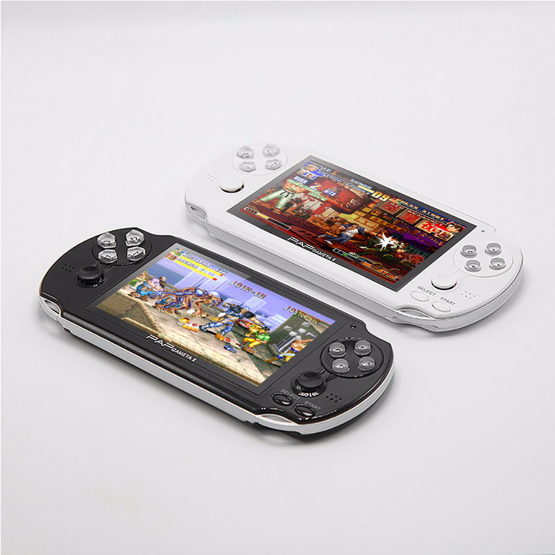 HTB1TgopcrsTMeJjy1zeq6AOCVXaD - 4.3'' Video Game Console 64Bit Handheld Game Console Built-in 1300/650 games for GBA/CPS/NEOGEO/SNES/SMD/FC/GBC/SMS/GG mp5