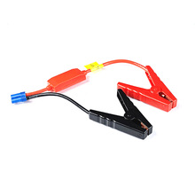 12V Car Jump Starter Emergency Jumper Cable Clamp Auto Engine Booster Storage Battery EC5
