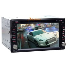 The Latest Quad-core Android 5.1.1 6.2 Inch Universal Car DVD Player GPS Multimedia Audio For Hyundai Capacitive Touch Screen