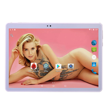 DHL free shipping 2016 Newest 10 inch Tablet PC Octa Core MTK8752 4G Phone Call Tablet 4GB RAM 32GB ROM 1280*800 mini PAD