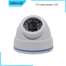 security camera 720P IP camera 1280*720P 1.0MP Dome IP Camera ONVIF 2.0 Night Vision P2P IP Cam IR Cut Filter Megapixel Lens