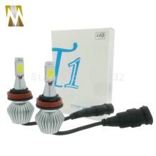 H8 H9 H11  LED Headlight Conversion Kit 36W Headlamp White Lamp HID Xenon Kit 12v Bulb Lamp Car COB LED Chips H7 H1 H3 9005 9006