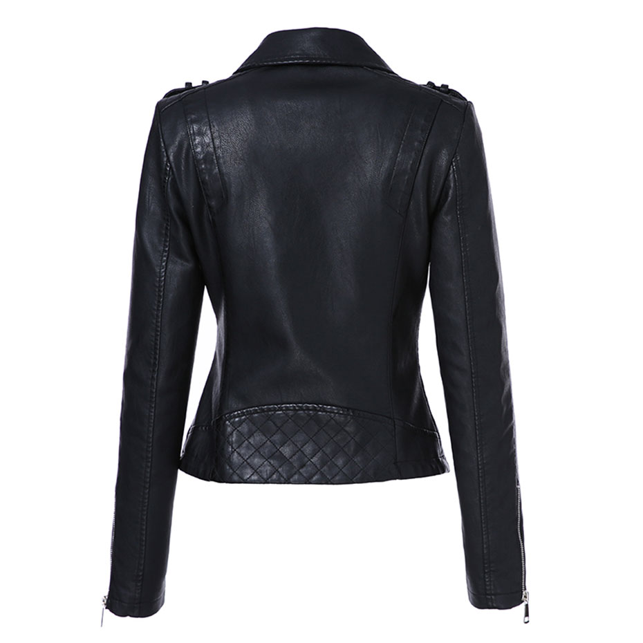 Faux Leather Jacket (6)