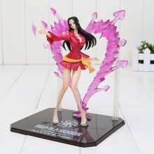 15cm One Piece Boa Hancock PVC Action Figure Hancock Fighting Style Figure Model Toy One Piece Figure