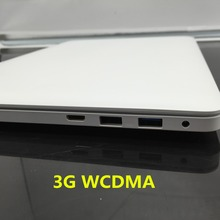 3G WCDMA 4GB Ram+500GB HDD+64GB SSD Ultrathin Quad Core J1900 Fast Running Windows7/8/10 system Laptop Notebook Computer(China)