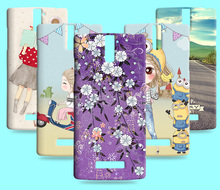 Hot Sale Cartoon Lovely Patterns Flower Skin Plastic Hard Case Cover For OPPO Find 5 X909