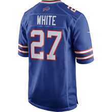Men's Thurman Thomas LeSean McCoy Jim Kelly Tyrod Taylor Tre'Davious White jerseys(China)