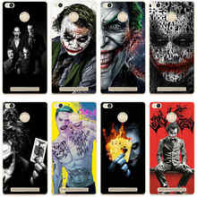 341GH The Joker Depand Wall and poker Style   Cover Case for Xiaomi Redmi 3 3S 3Pro 4 4pro Note 3 4 Note 3 4x 4pro Max Mi5 Mi5s