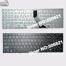 JIGU Russian Keyboard for Acer for Aspire V5-552 552G 552P 572 572G 572P 573 573G 573P RU/Russia Black Backlit(China)