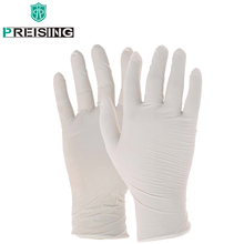 100PC Ultra Thin Household Cleaning Nitrile Gloves Medical Disposable Tatoo Mechanic Laboratory Repair Powder Free Latex Rubber