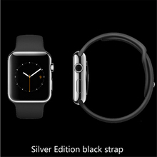 IP67 Smart Watch IWO 1:1 MTK2502C 1:1 Smartwatch for Apple iOS iPhone 6s 7 Huawei Samsung Sony 3 Android Phone pk gear s2 GT88