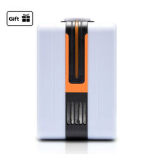Protable Ionizer Air Purifier Negative Ion Generator Air Cleaner Remove Formaldehyde Smoke Oxygen Concentrator Free Shipping(China)