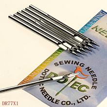 10pcs size 230/26 industrial sewing needles DR77X1 for carpet overedging machine with free shipping