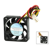 40mm x 10mm 3Pin 12V DC Brushless PC Computer Cooling Fan