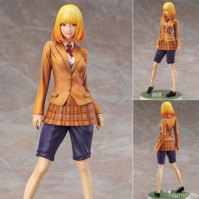 NEW hot 21cm Prison School midorikawa hana Action figure toys collection doll Christmas gift with box<br>