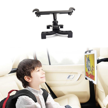 Universal Car Back Seat Headrest Mount Holder Table Mount Holder for iPad 2/3/4 Tablet PC GPS Car Headrest Mount Holder
