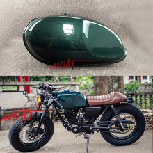 CAFE RACER MOTORCYCLE FUEL TANK NEW MOJAVE CAFE RACER tank SWITCH AND GAS CAP(China)