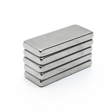 5pcs 25 x 10 x 3mm Strong N52 Neodymium Magnets Block Rare Earth DIY Powerful Permanet Magnet