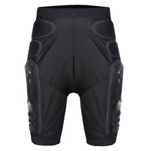 Motocross Racing Ski Armor Pads Sports Hips Legs Protective Pants Hockey Gear(China)