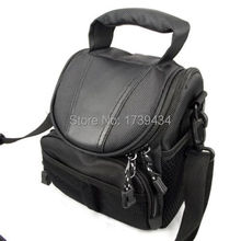 camera case bag for nikon J1/V1 Twin Lens kit one 10mm 10-100mm 10-30mm 30-110mm free shipping