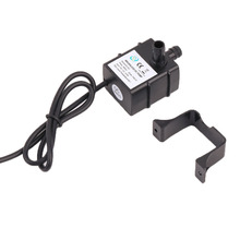 Durable Quality 240L/H DC 12V 2 Phase CPU Cooling Car Brushless Water Pump Waterproof C1 Drop Shipping Hot Worldwide Store(China)