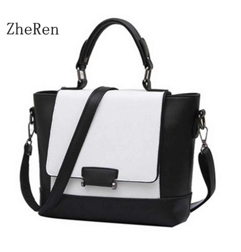 vintage shoulder bag women bag casual womens fashion bag for portable color block bolsa feminina pouches<br><br>Aliexpress