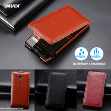 iMUCA sfor Sony Xperia SP Case Cover for Sony Xperia M35h M35C C5302 C5303 C5306 Full Cover 4.6 inch Flip Leather Cases(China)