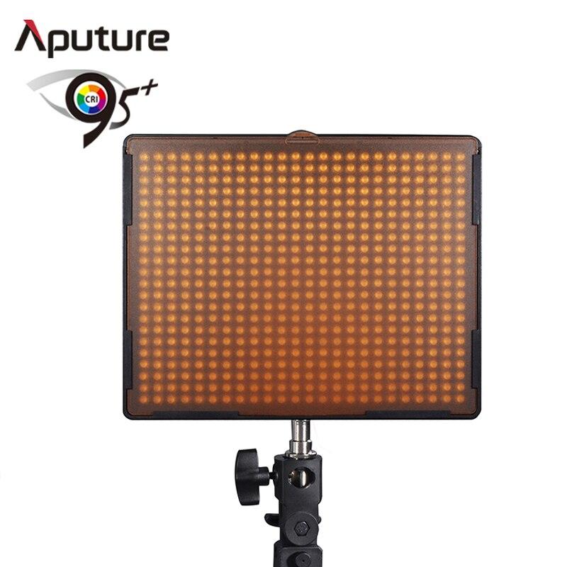Aputure-Amaran-H528S-luce-video-LED-Angolo-a-Fascio-25-Daylight-5500-k-ha-condotto-la (2)