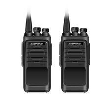 New Baofeng BF-888S Professional Walkie Talkie BF 888S 5W Power UHF 400-480MHz Portable Two Way Radio Push To Talk  Transceiver