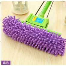 1pair House Dust Cleaner Grazing Slippers Bathroom Floor Cleaning Mop Cleaner Slipper Lazy Shoes Cover Microfiber