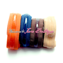 Free fast shipping High quality elastic tape silicone foe ribbon