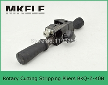 Hot Sales MK-BXQ-Z-40B Coax Cable Stripper Coaxial Scrap Wire Clamp China
