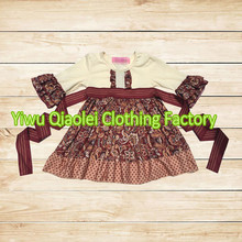 Baby Girl Children Clothing  Boutique Fall Winter Outfits Thanksgiving Dress