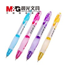 Chenguang stationery ballpoint pen blue bp8009 0.38 fruit ballpoint pen aroma school supplies oil pen(China)