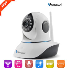 Vstarcam C38S FHD 1080P Wireless Wi-fi Home Security Digital ONVIF IP Camera Wifi P2P IR-Cut Hemispherical H.264 CCTV IP Camera(China)
