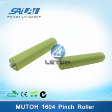 Free shipping! Eco solvent printer parts Mutoh 1604 printer paper roller